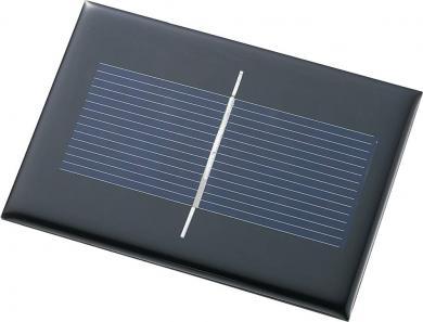 Mini-celulă solară monocristalină, 0.5 V, 800 mA
