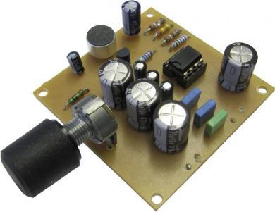 Microfon parabolic Kemo, 9 V/DC, 230 mA, kit asamblare
