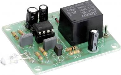 Barieră fotoelectrică IR / emițător / receptor, 12 – 15 V/DC, rază (maximă) de acțiune 5 m