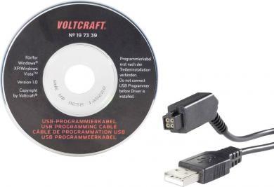 Cablu de programare USB Voltcraft