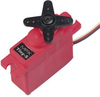 Servodirecţie analogică Multiplex Midi-Servo Tiny-S, conector JR