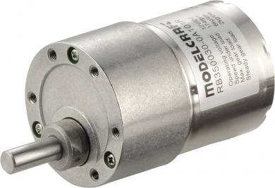 Motoreductor 1:30, 12 V, Modelcraft RB350030-0A101R