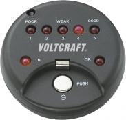 Tester pentru baterii buton...