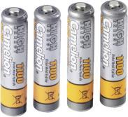 Baterii reîncărcabile Camelion...