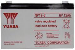 Acumulator de plumb Yuasa NP 12 - 6