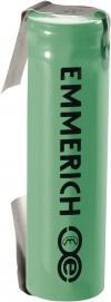 Acumulator Li-Ion-Mangan, 3,7 V, 1500 mAh, 20 A Emmerich