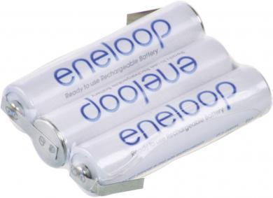 Acumulator NiMH cu urechi de lipire Z, AAA, 3,6 V, 800 mAh eneloop