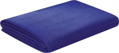 Material elastic pentru boxe, 100 x 75 cm, albastru