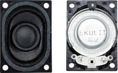 Difuzor miniatură seria LSM-SK, tip LSM-530K, 8 Ω, 83 dBM-SK