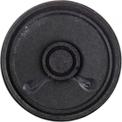 Difuzor miniatură seria LSM, tip LSM-57F, 8 Ω