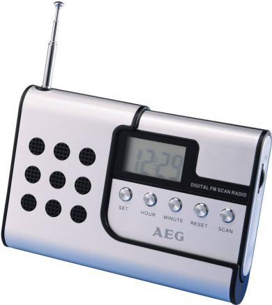 Radio portabil AEG DRR 4107