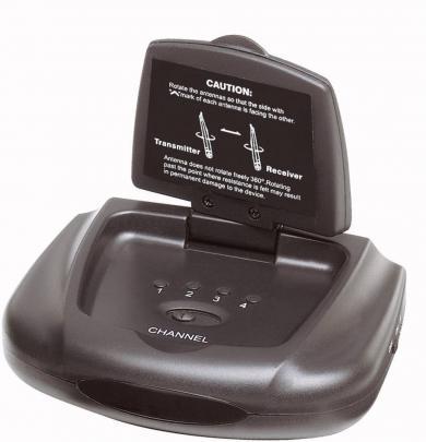 Receptor suplimentar Speaka pentru sistemele wireless de transmisie AV