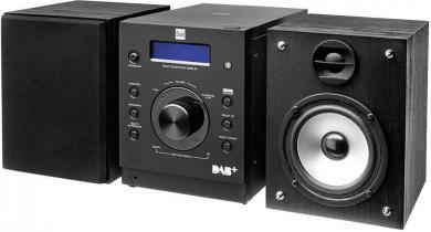 Sistem stereo 10 W, Dual DAB 501
