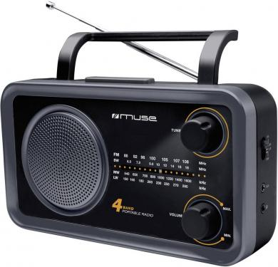Radio portabil Muse M-05 DS