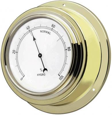 Higrometru analogic de perete, auriu, TFA 44.1009