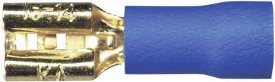 Conector plat Sinus Live, 4.8-2.5 mm, 10 buc.
