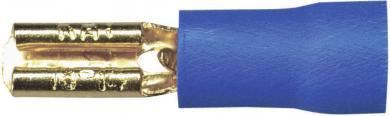 Conector plat Sinus Live 2.8-2.5 mm, 10 bucăţi