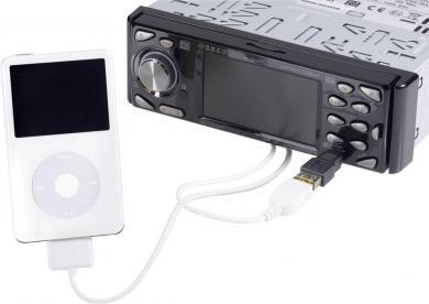 Cablu conectare miniUSB iPod şi USB