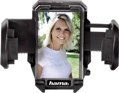 Suport universal reglabil pentru sisteme de navigație GPS, MP3 player, telefon Hama