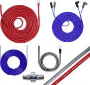 Set cabluri BULL AUDIO 10 mm²