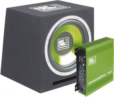 Set Raveland Green Force I Power Package