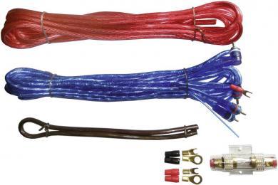 Set cabluri SINUSTEC BCS-1000 10 mm²