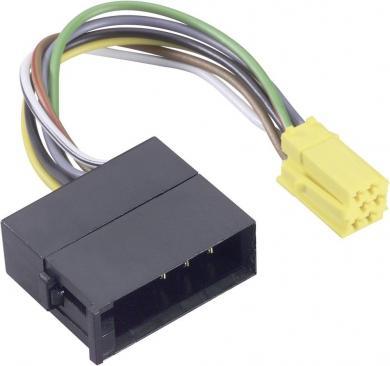 Adaptor Line Out mini ISO, 10 poli ISO