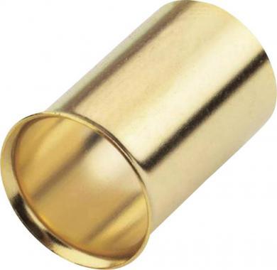Manşon capăt de cablu aurit Sinus Live, 35 mm², 4 bucăţi
