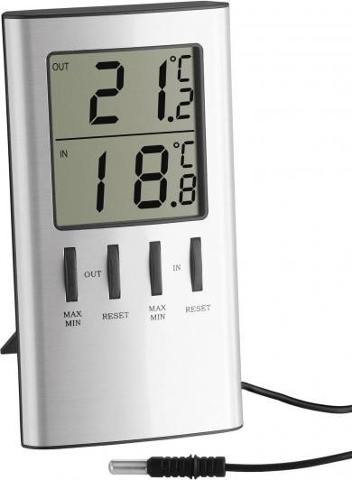 Termometru digital de interior şi exterior TFA 30.1027