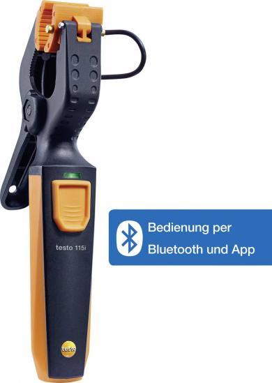 Termometru tip cleşte cu Bluetooth, testo 115i