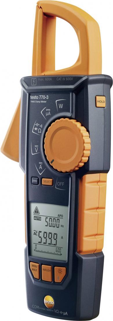 Clește ampermetric, testo 770-3