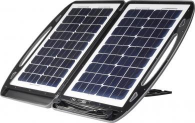 Protecţie solară pentru acumulator în valiză, 35 W