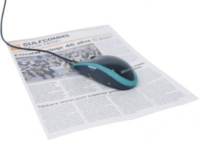 Mouse cu scaner integrat, IRIScan
