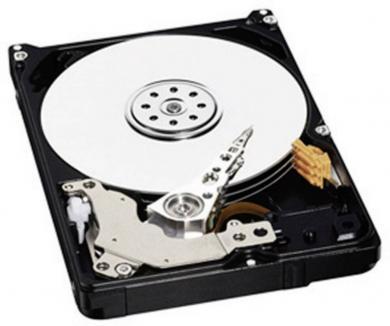 Hard disk intern SATA II, 320 GB, 16 MB cache, 5400 rpm, bulk, Western Digital WD3200BUCT