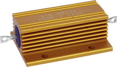 Rezistenţă de putere 3,9 Ω, axială, 100 W, ATE Electronics, 1 buc.
