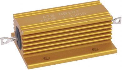 Rezistenţă de putere 100 Ω, axială, 100 W, ATE Electronics, 1 buc.