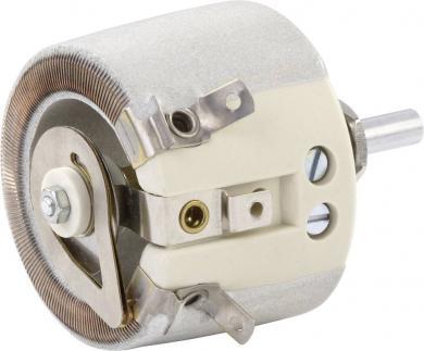 Potențiometru liniar pentru sarcini mari 10 Ω, 60 W, 10 %, TT Electronics AB
