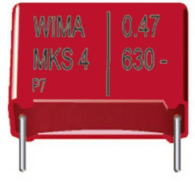 Condensator poliester MKS 4, 2,2 μF, 400VDC, 10%