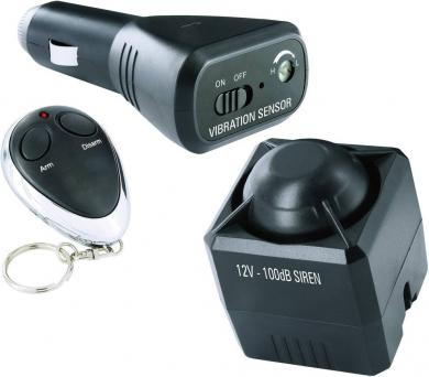 Alarmă auto universală ELRO CAR1