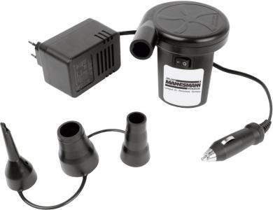 Pompă pentru umflare 12/230 V, 240 l/min.