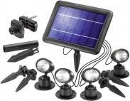 Set spoturi solare Esotec...