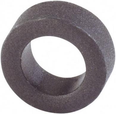 Miez toroidal acoperit tip B64290-L618-X830, versiune R25/10, 4620 nH, material N30, Ø exterior/interior 26.8/13.5 mm