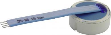 Senzor ceramic de presiune relativă DS-KE-D-R40B, domeniu de măsurare 40 bar, presiune rupere 100 bar