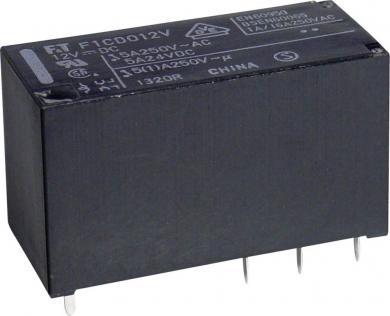 Releu miniatură serie FTR-F1 Takamisawa FTR-F1 CD 012 12 V/DC