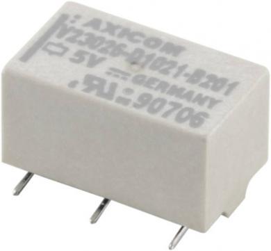 Releu miniatură SMD TE Connectivity V23026-D1, 5 V