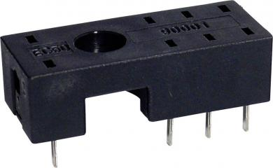 Soclu releu EC 50, pas pini 5,08 mm