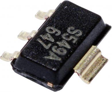 Senzor de poziţie SS549A-T, unipolar, carcasă SOT 89 B