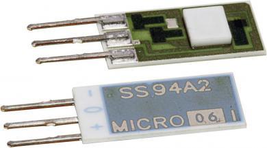 Senzor liniar de poziţie, protecţie zgomot, SS94A2, carcasă ceramică, domeniu de măsurători ±0,05 T