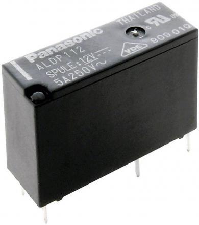Releu de putere ALDP 5 A, Panasonic ALDP124, 24 V/DC