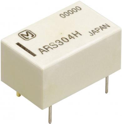 Releu frecvenţă înaltă, ARS 3 GHz, circuit imprimat, Panasonic ARS1612, 12 V/DC